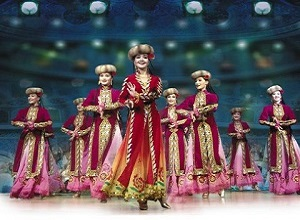 Uygur Halk Dansları